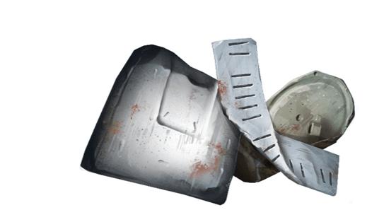 Warframe Salvage