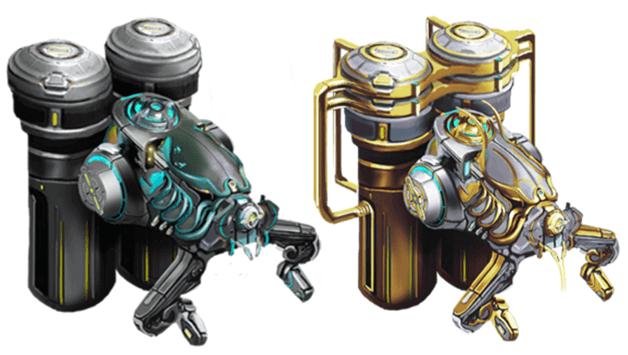 Warframe Extractors