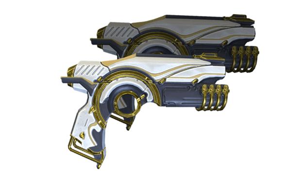 Warframe Aklex Prime