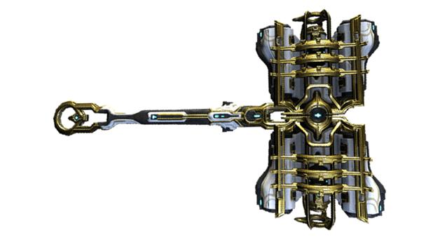 Warframe Fragor Prime