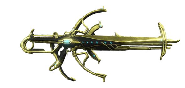 Warframe Soma Prime