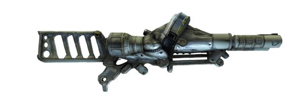 Warframe Sobek Weapon