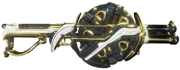 Warframe Boar Prime